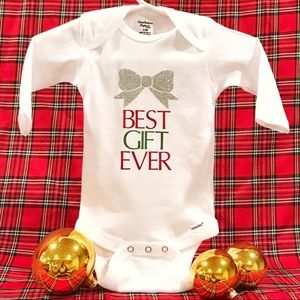 Other - Best Gift Ever Onesie! New! Made To Order!